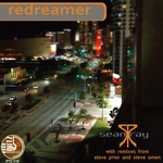 RAY, Sean - Redreamer (Front Cover)