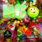 SQUARE TUNE MAGICIAN - Eastdrop EP (Front Cover)