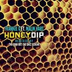 FRANKEE G - HoneyDip (Front Cover)