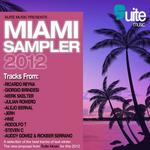 VARIOUS - Miami Sampler (Front Cover)