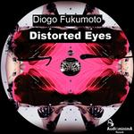 FUKUMOTO, Diogo - Distorted Eyes (Front Cover)