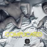 MAGNIFIK - Complicated Remix EP (Front Cover)