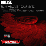 ORELSE - Sun Above Your Eyes (Front Cover)