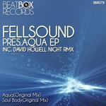 FELLSOUND - Aqua (Front Cover)