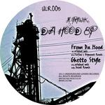 M PHUNK - Da Hood EP (Front Cover)