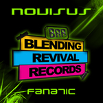 NOVISUS - Fanatic (Front Cover)