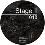 RAPTOR K/BILRO & BARBOSA/IVAN DEVERO/THOMAS WILL - Stage II (Front Cover)