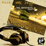 VARIOUS - The Artefacts Pt 2: Miami Winter Music Conference 2012 Sampler (Front Cover)