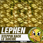 LEPHEN - Steppin' Back (Front Cover)