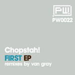 CHOPSTAH! - First EP (Front Cover)