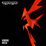KIMONI - Mesh (Front Cover)