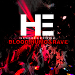 HUMO ELECTRO - Blood, Humo & Rave (Front Cover)