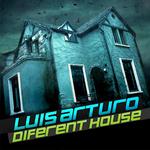 LUIS ARTURO - Diferent House (Front Cover)