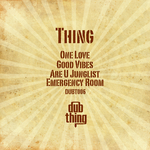 THING - One Love EP (Front Cover)