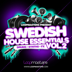 LOOPMASTERS - Swedish House Essentials Vol 2 (Sample Pack WAV/APPLE/LIVE/REASON) (Front Cover)