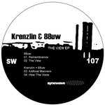 KRENZLIN/88UW - The View EP (Front Cover)