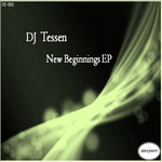DJ TESSEN - New Beginnings EP (Front Cover)