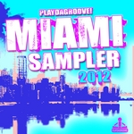 VARIOUS - Playdagroove! Miami Sampler 2012 (Front Cover)