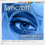 SYNCROFT - Digital Lady EP (Front Cover)