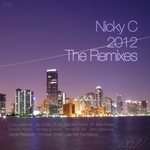 NICKY C - 2012 (The remixes) (Front Cover)