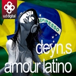 DEYN S - Amour Latino (Front Cover)
