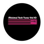 VARIOUS - Minimal Tech Tunes Vol 10 (Front Cover)