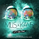 MILLS & KANE feat UTIK - It's Time Now (Front Cover)