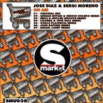 DIAZ, Jose/SERGI MORENO - On Air (Front Cover)