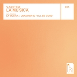 V SYSTEM - La Musica (Front Cover)
