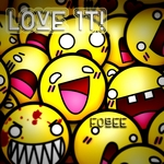 FOBEE - Love It (Front Cover)