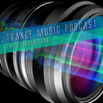 VARIOUS - Trance Music Podcast - The Clubversions (Front Cover)