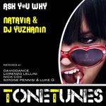 NATAVIA/DJ YUZHANIN - Ask You Why (Front Cover)