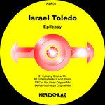 TOLEDO, Israel - Epilepsy EP (Front Cover)