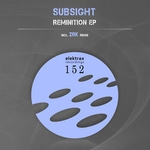 SUBSIGHT - Reminition EP (Front Cover)