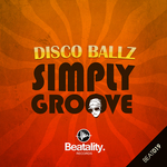 DISCO BALLZ - Simply Groove (Front Cover)