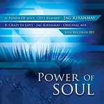 KIRANMAY, Jag - Power Of Soul (Front Cover)