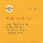 RAFFA FL - Hot For You (Front Cover)