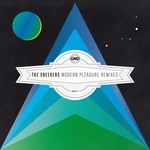 SNEEKERS, The - Modern Pleasure Remixes (Front Cover)