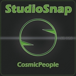 STUDIOSNAP - Cosmic People (Front Cover)