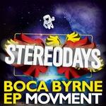 BYRNE, Boca - Movement (Front Cover)