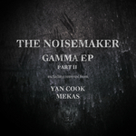 NOISEMAKER, The - Gamma EP (Front Cover)