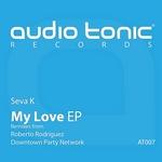 SEVA K - My Love (Front Cover)