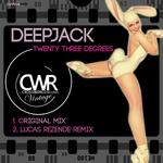 DEEPJACK - Twenty Three Degrees (Front Cover)
