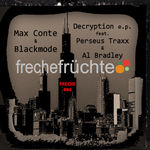 CONTE, Max/BLACKMODE - Decryption EP (Front Cover)