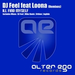 DJ FEEL feat LOONA - I'll Find Myself (remixes) (Front Cover)
