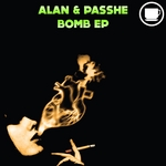 ALAN & PASSHE - Bomb EP (Front Cover)