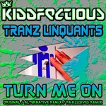 TRANZ LINQUANTS - Turn Me On (Front Cover)