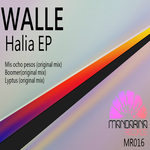 WALLE - Halia (Front Cover)