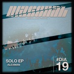 ALEXMAN - Solo EP (Front Cover)