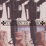 VATICAN SHADOW - Kneel Before Religious Icons (Front Cover)